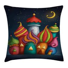 Kids Playroom Pillows Wayfair