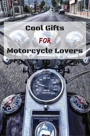 gifts for motorcyclists