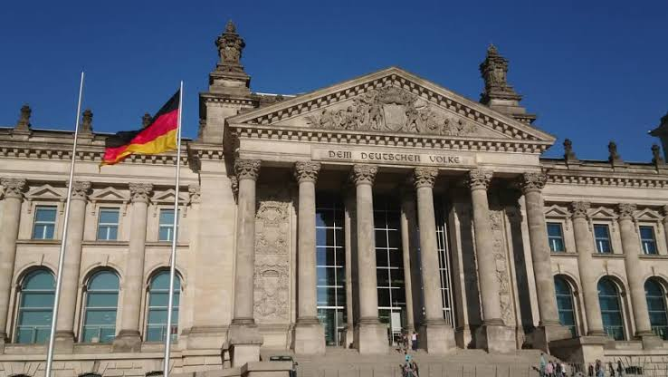 Image result for Parliament of germany berlin