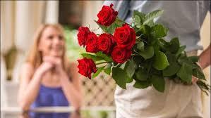 kata kata yang r tis untuk pasangan anda saat memberi bunga