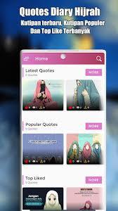 quotes hijrah and quotes creator apk com