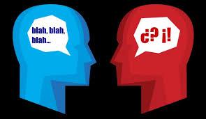 Resultado de imagen para imagenes de hablar sin pensar