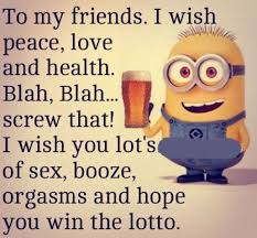 happy new year funny quotes images wishes messages for friend