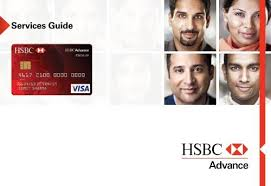 hsbc advance platinum credit card