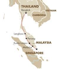 singapore to bangkok luxury train