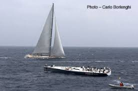 Maximus loses rig - Yachting World
