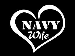 Navy Wife Veteran Military Vinyl Decal Car And Similar Items