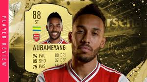 FIFA 20 Aubameyang Review