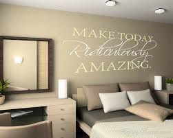 Make Today Ridiculously Amazing Quotes Wall Decal Motivational Vinyl Art Stickers