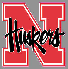 Nebraska Huskers Vinyl Decal Sticker 15 For Sale Online Ebay