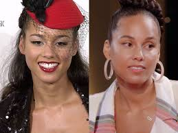 alicia keys says that when she went