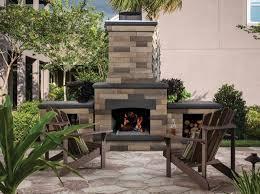 45 beautiful outdoor fireplace ideas