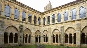 Monasterio de Santa María la Real de Mave: monumentos en Aguilar ...
