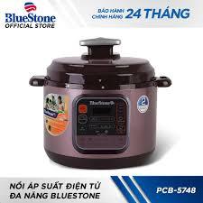 Nồi áp suất điện đa năng BlueStone PCB 5748, Giá tháng 9/2020