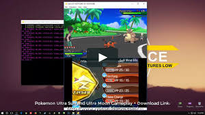 Download Pokemon Ultra Sun and Ultra Moon (CITRA) Emulator for MAC ...
