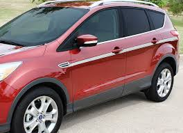 2013 2019 Ford Escape Decals Door Stripes Outbreak Vinyl Graphics Auto Motor Stripes Decals Vinyl Graphics And 3m Striping Kits