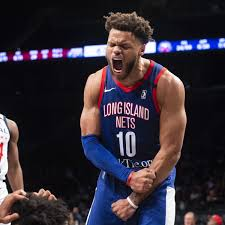 NBA Vet Justin Anderson Is Catching Fire With The Long Island Nets ...