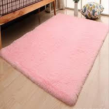 Pink Color Living Room Warm Carpet European Fluffy Kids Room Rug Bedroom Mat Soft Faux Fur Area Rug Rectangle Mats Custom Made Carpet Aliexpress