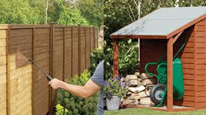 Ronseal Shed Fence Stain 5l For 4 From B Q Ashappyas