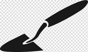 web design shovel tool masonry