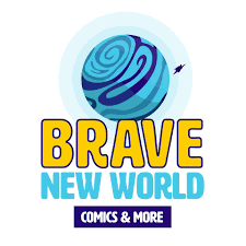 Brave New World Comics - Home