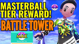 Battle Tower: Master Ball tier reward + (new costume) in Pokemon ...