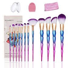 16pcs makeup brushes set mysweety