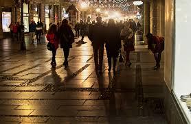 wallpaper city street night