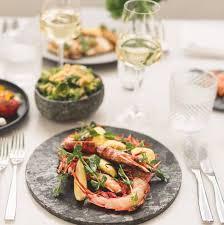 Carabinero Shrimp — Chef Marcus Samuelsson