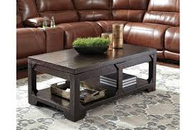 ashley cocktail table furniture coffee