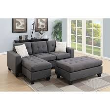 all in one reversible sectional sofa