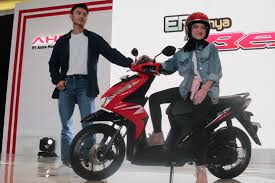 honda indonesia launches latest scooter