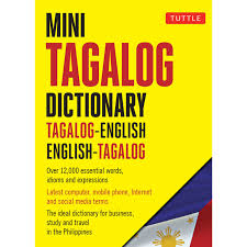 Mini Tagalog Dictionary - Tuttle Publishing