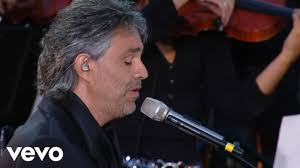 Andrea Bocelli - Vivo per lei - YouTube