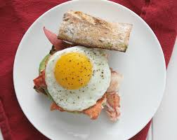 Avocado Breakfast Sandwich Recipe ...