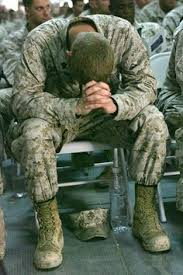 Image result for miltary man praying