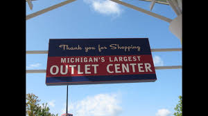 Great Lakes Crossing Outlet Mall Tour ...