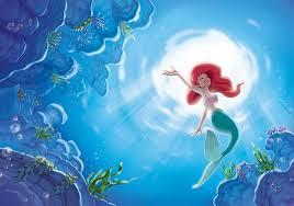 little mermaid wallpaper 700x491 px
