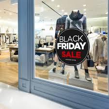 Black Friday Sale Window Graphics Wilde Signs