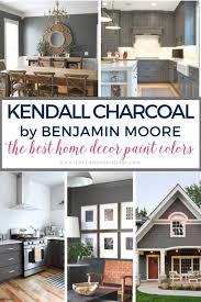 paint colors kendall charcoal