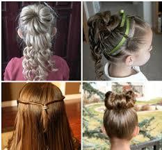 تسريحات شعر للاطفال تسريحات شعر سهلة للبنات الصغار هل تعلم