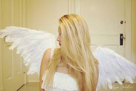 how to make an angel costume for kids