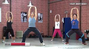 full body aerobic workout special 90min