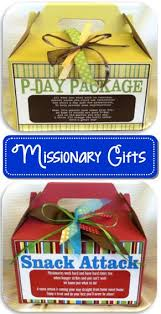 gifts for missionaries lds