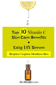 top 10 benefits of vitamin c for skin