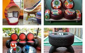 diy tires furniture that you will adore