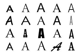 gemini fonts c b signs inc