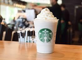 favorite starbucks frappuccino ranked