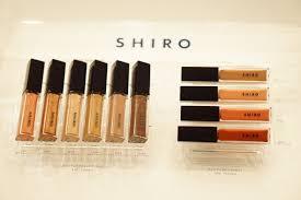 cosmetics brand shiro to release