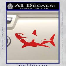 Shark Ds5 Decal Sticker A1 Decals